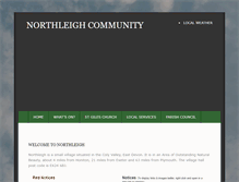 Tablet Preview of northleigh.net